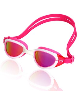 TYR Pink Special Ops Polarized Goggles