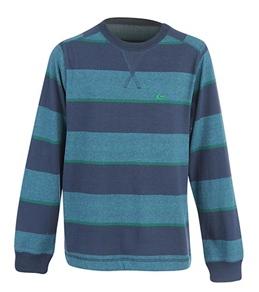 Quiksilver Boys' Snit Stripe L/S Shirt (8-20)