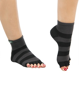 Injinji Women's Original Toeless Yoga Socks