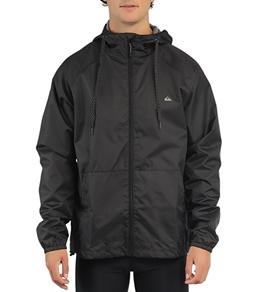 Quiksilver Men's Ward Full Zip Windbreaker Jacket