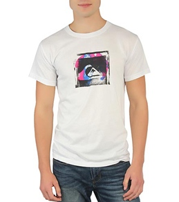 Quiksilver Men's Five Gyres S/S T-Shirt