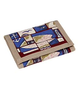 Quiksilver Wharf Trifold Wallet