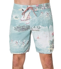 Rusty Men's Kailua Boardshort