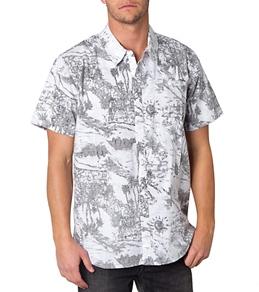 Rusty Men's Garden Isle S/S Shirt