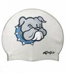 dolfin-bulldog-mascot-cap