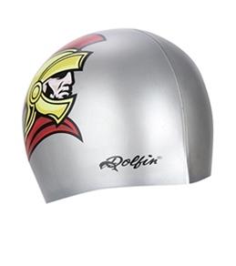 Dolfin Spartan Mascot Cap