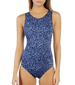 Ocean by Dolfin AquaShape Moderate Juno Lap One Piece Suit