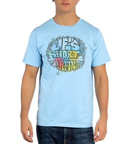 Reef Men's Attention At Sea Tee