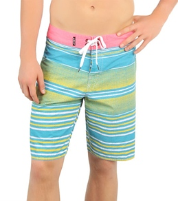 Lost Men's Glo Stripe Boardshorts