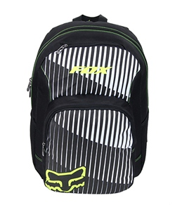 Fox Black & White Kicker 2 Backpack