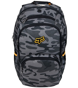 Fox Let's Ride Black Camo Backpack