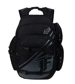 Fox Step Up 2 Black/Charcoal Backpack