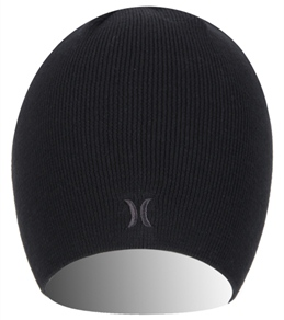 Hurley Men's Light Weight One & Only Beanie