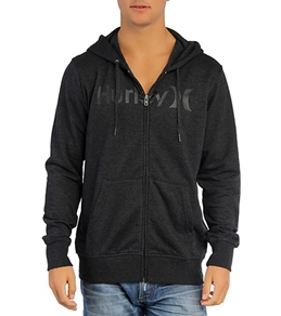 Hurley Men's One & Only Zip Hoodie