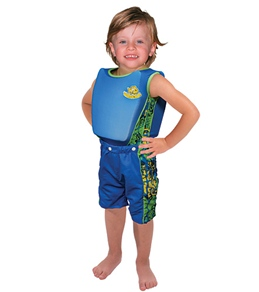 Aqua Leisure Boys' 2 Piece Flotation Trainer