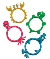 Aqua Leisure Character Dive Rings (Set of 4)