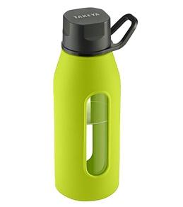 Takeya Classic Glass Water Bottle 16oz
