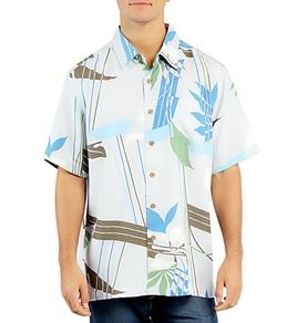 Quiksilver Waterman's Asilomar S/S Button Up Shirt