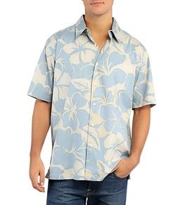 Quiksilver Waterman's Keokea Beach S/S Button Up Shirt