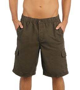 Quiksilver Waterman's Sunset Beach Cargo Shorts