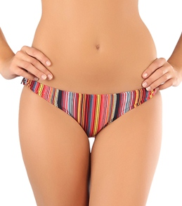 Roxy Women's Wild Escape Fringe Scooter Bottom