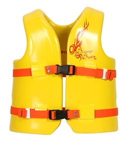 TRC Recreation USCG Approved Child's Vinyl Vest (50-90 lbs)