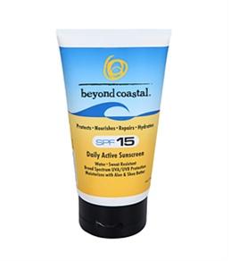 Beyond Coastal Daily Active SPF 15 Sunscreen (4 oz)