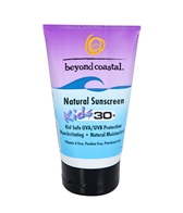 Beyond Coastal Kids Natural SPF 30+ Sunscreen (4 oz)