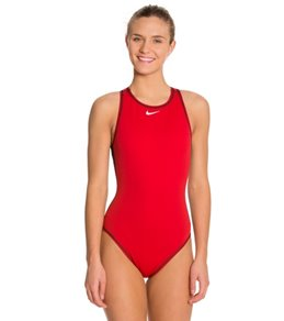 Nike Swim Water Polo High Neck Tank