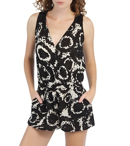 Rip Curl Women's White Water Romper