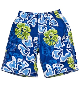 Platypus Boys' Splash Elastic Boardshorts (2-8yrs)