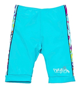 Platypus Girls' Paisley Rash Shorts (10-14yrs)