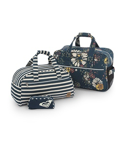 Roxy Women's Jet Set Roller Duffle Bag