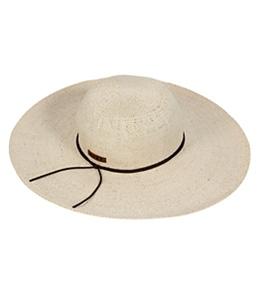Roxy Women's By The Sea Floppy Straw Sun Hat