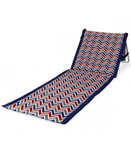 Picnic Time Striped Beachcomber Beach Mat