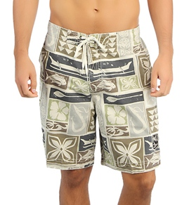 Honolua Men's Haleiwa Elastic Waist