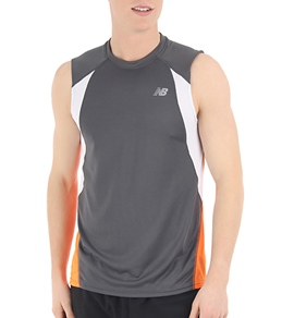New Balance Men's Momentum Running Sleeveless Top