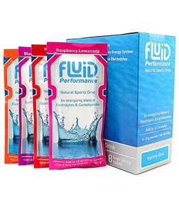 Fluid Performance Drink (Box of 8)