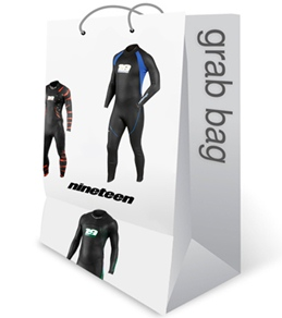 Nineteen Men's Wetsuit Grab Bag
