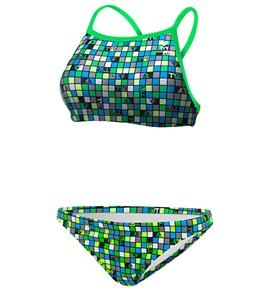 TYR Check Diamondfit Workout Bikini