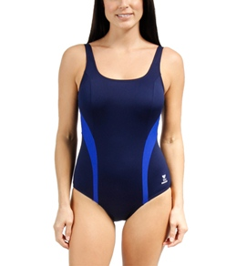 TYR Splice Scoop Neck Controlfit