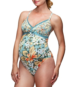 Pez D'or Maternity Cottage One Piece