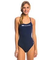 Speedo Guard Flyback One Piece