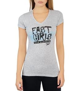 Speedo Women's Fast Girls Tee