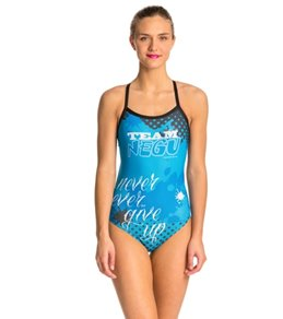 Hardcore Swim NEGU Womens Cali Drag Suit