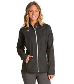 Speedo Womens Soft Shell Jacket