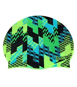 Speedo Puzzle Me This Swim Cap
