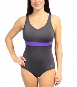 Speedo Sweetheart Adjustable U-Back One Piece