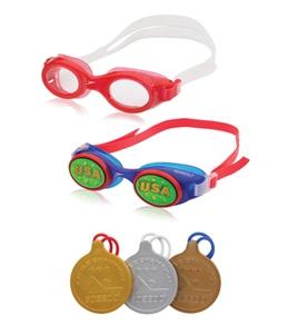 Speedo Little Champions Goggle Combo Set