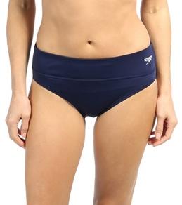 Speedo Swim Bottom with Zip Pocket